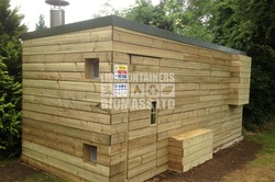 Biomass Container Conversions