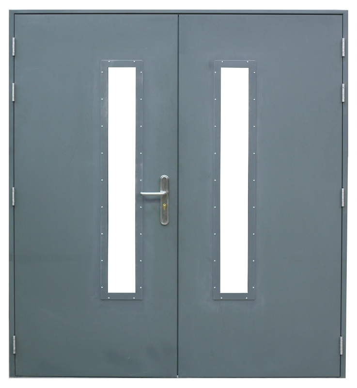 Personnel Doors for Biomass Units