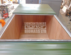 Sliding Roof for Biomass Units